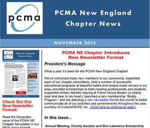 PCMA Newsletter