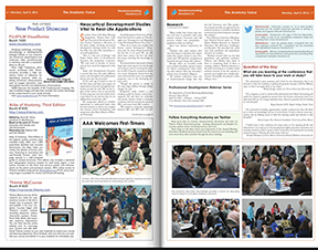 Distribute digital versions of your print show daily to expand publication readership.