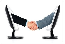 Image result for virtual handshake